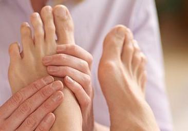 Проблемы с суставами пальцев на ногах